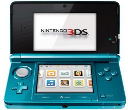 Nintendo 3DS reparatie
