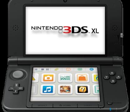 Nintendo 3DS XL reparatie