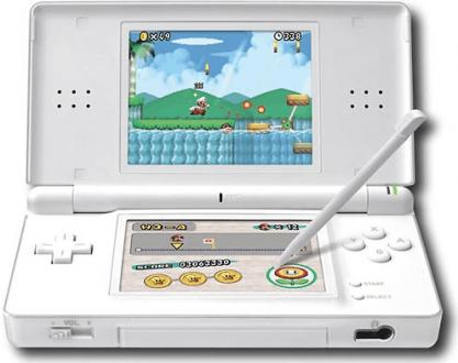 Nintendo DS Lite reparatie